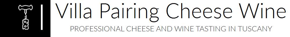Villa Pairing Cheese Wine